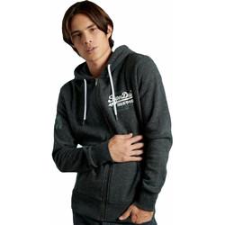 Vêtements Homme Sweats Superdry Classic logo Vert