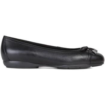 Chaussures Femme Ballerines / babies Geox Appartements D Annytah Noir