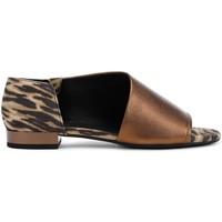 Chaussures Femme Sandales et Nu-pieds Geox Sandales D Wistrey Sandalo Marron