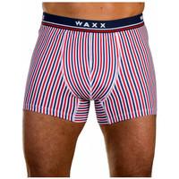 Sous-vêtements Homme Boxers Waxx Boxer MULTI STRIPES Multicolore