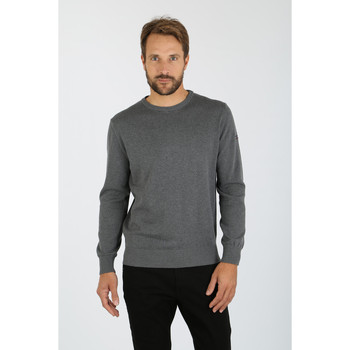 Vêtements Homme Pulls Armor Lux DAMGAN - Pullover Anthracite