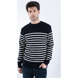 Vêtements Homme Pulls Armor Lux PAIMPOL - pullover marin Navire/Nature