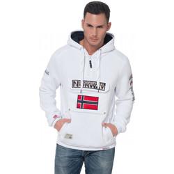 Vêtements Homme Sweats Geographical Norway Sweat GYMCLASS Blanc