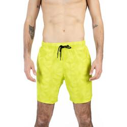 Vêtements Homme Maillots / Shorts de bain Spyder Short de bain homme Vert Citron