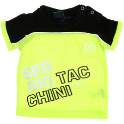 Vêtements Garçon T-shirts manches courtes Sergio Tacchini 3076M0001 Jaune