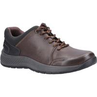 Chaussures Homme Baskets basses Cotswold  Marron foncé