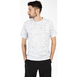 Vêtements Homme T-shirts manches courtes Spyder T-Shirt coup rond pour homme Gris clair