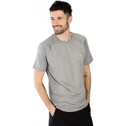 Vêtements Homme T-shirts manches courtes Spyder T-Shirt séchage rapide pour homme Gris