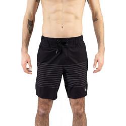 Vêtements Homme Maillots / Shorts de bain Spyder Short de bain homme, rayé Noir