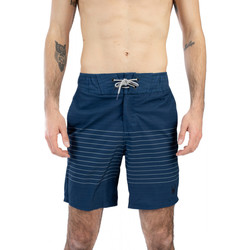 Vêtements Homme Maillots / Shorts de bain Spyder Short de bain homme, rayé Bleu foncé