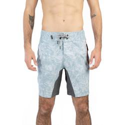 Vêtements Homme Maillots / Shorts de bain Spyder Short de bain homme, deux tons Blanc