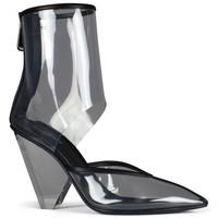 Chaussures Femme Bottines Balmain  Noir