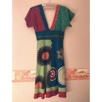 Vêtements Femme Robes longues Desigual Robe Desigual Multicolore