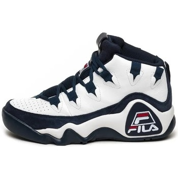 Chaussures Homme Basketball Fila - Baskets  95 - Grant Hill Blanc
