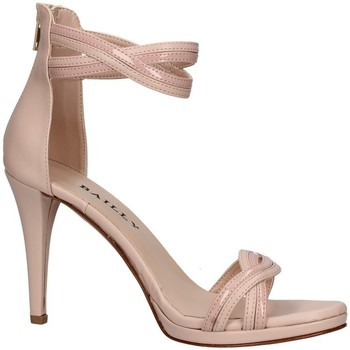 Chaussures Femme Sandales et Nu-pieds Bailly 258 santal Femme Poudre pour le visage Poudre pour le visage
