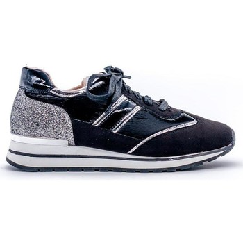 Chaussures Femme Baskets basses Funhouse  Negro