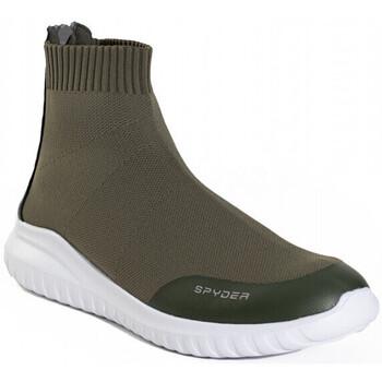 Chaussures Baskets montantes Spyder Baskets Leon pour homme Kaki