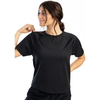 Vêtements Femme T-shirts manches courtes Spyder T-shirt Running pour femme Noir