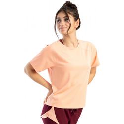 Vêtements Femme T-shirts manches courtes Spyder T-shirt Running pour femme Peche