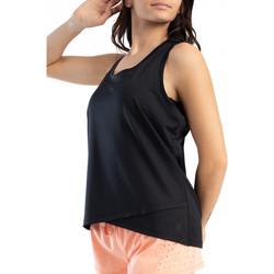 Vêtements Femme Débardeurs / T-shirts sans manche Spyder Débardeur Running pour femme Noir