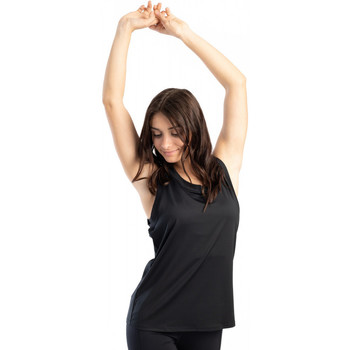Vêtements Femme Débardeurs / T-shirts sans manche Spyder Débardeur  pour femme Noir