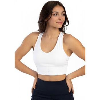 Vêtements Femme Brassières de sport Spyder Brassière pour femme Blanc