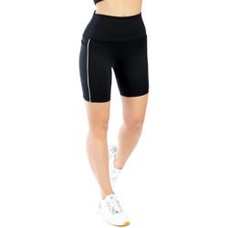 Vêtements Femme Shorts / Bermudas Spyder Short legging de running pour femme Noir