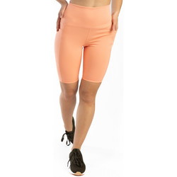 Vêtements Femme Shorts / Bermudas Spyder Short de running pour femme Peche