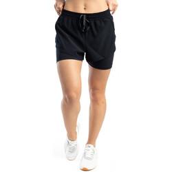 Vêtements Femme Shorts / Bermudas Spyder Short avec legging pour femme Noir