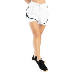 Vêtements Femme Shorts / Bermudas Spyder Short avec legging pour femme Blanc