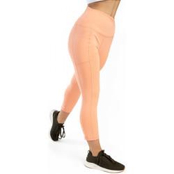 Vêtements Femme Leggings Spyder Leggings de running pour femme Peche