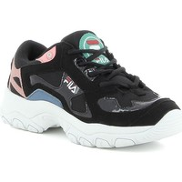 Chaussures Femme Baskets basses Misstic Baskets Fila RAY M LOW Blanc