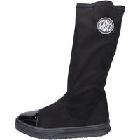Chaussures Fille Bottes ville Fiorucci BH520 Noir