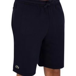 Vêtements Homme Shorts / Bermudas Lacoste Logo Sweat Shorts bleu