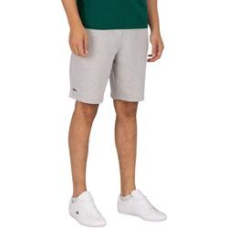 Vêtements Homme Shorts / Bermudas Lacoste Logo Sweat Shorts gris