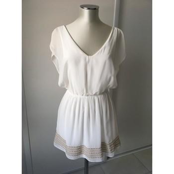Vêtements Femme Robes courtes Vintage Love Robe blanche courte Vintage Love Blanc