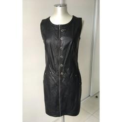 Vêtements Femme Robes courtes Autre Robe noire LA MODE EST À VOUS Noir