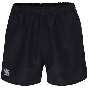 Vêtements Homme Shorts / Bermudas Canterbury E523447 Noir