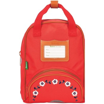 Sacs Fille Sacs à dos Tann's Sac XS  Broderies Andrea rouge 21.5*29*9 Rouge