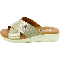 Chaussures Femme Mules Dai D203045.15_36 Doré