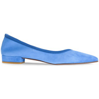 Chaussures Femme Ballerines / babies Ballerette C MARZIO011-003-050 Bleu