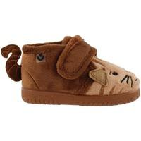 Chaussures Enfant Chaussons bébés Victoria Chaussures enfant  animaux camel
