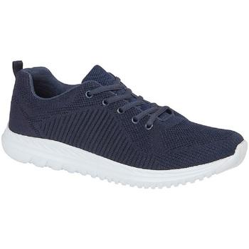 Chaussures Baskets basses Dek  Bleu marine