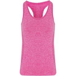 Vêtements Femme Débardeurs / T-shirts sans manche Tridri TR209 Rose