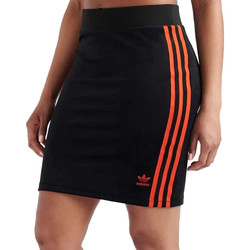 Vêtements Femme Jupes adidas Originals FH8558 Noir