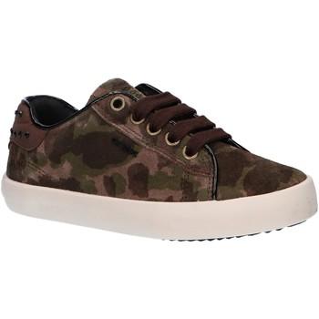 Chaussures Enfant Baskets basses Geox J64D5B 000BS J KILWI Verde