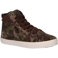 Chaussures Enfant Baskets montantes Geox J64D5C 000BS J KILWI Verde