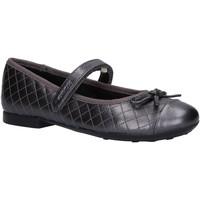 Chaussures Fille Ballerines / babies Geox J5455D 000NF J PLIE Gris