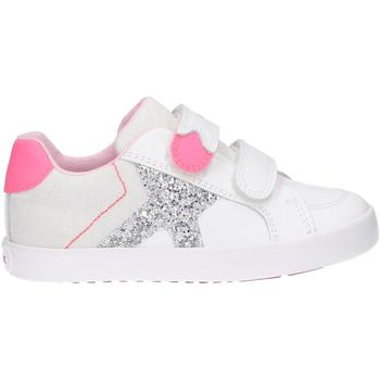Chaussures Fille Multisport Geox B15D5A 08509 B KILWI Blanco