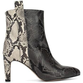Chaussures Femme Bottines Pedro Miralles Bogotá Gris